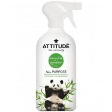 Универсален био почистващ препарат цитрус Attitude