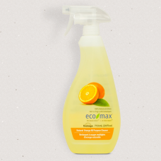 Универсален био почистващ препарат Eco-Max - Портокал