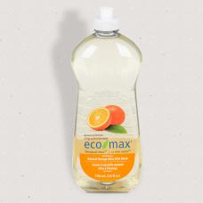Био течност за миене на съдове Eco-Max - Портокал