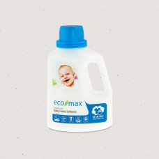 Био омекотител за бебешки дрехи без аромат Eco-Max