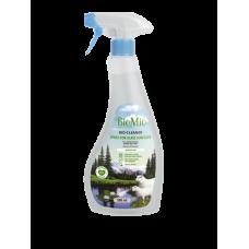 Био почистващ спрей за прозорци, огледала и пластмаса без аромат БиоМио