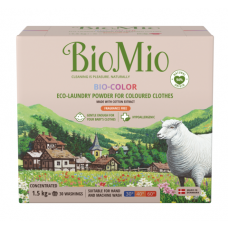 Био прах за цветно пране БиоМио