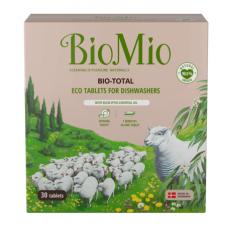Био таблетки за съдомиална машина БиоМио 7 в 1 с екстракт от евкалипт