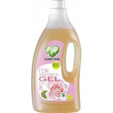 Течен био перилен препарат Planet Pure - роза