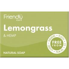 Сапун с лимонова трева и коноп - Friendly Soap