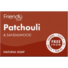 Био сапун с пачули и сандалово дърво - Friendly Soap