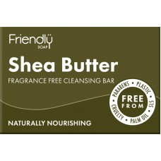 Сапун за почистване на лице с масло от ший - Friendly Soap