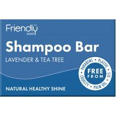 Шампоан с лавандула и чаено дърво - Friendly Soap