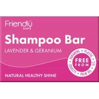Шампоан с лавандула и мушкато - Friendly Soap
